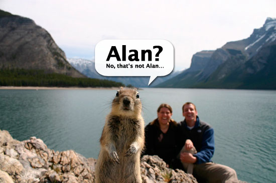 ALAN-squirrelized